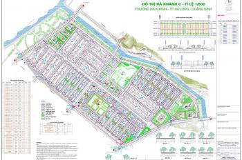 Hạ Long Sunshine City, đất liền kề và biệt thự giá chỉ từ 9,4 triệu/m2, LH ngay 1 tỷ1/lô