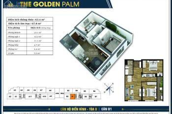 Căn hộ 2PN, nội thất cao cấp, nhận nhà ở ngay gần Láng Hạ. LH: 0977.696.528