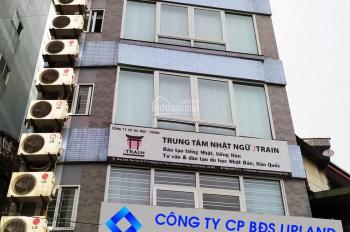 Cho thuê cửa hàng, showroom, spa, salon tóc...tại MP Hoàng văn Thái, Lê Trọng Tấn, Dt 90m2, Mt 5.5m