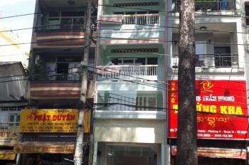 Cần bán gấp nhà mặt tiền đường Nguyễn Chí Thanh, P. 15, Quận 5, kết cấu trệt 4 lầu