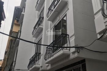 Bán nhà Quốc Bảo, Thanh Trì, DT từ 34-40m2, giá 2 -3.5 tỷ, 5 tầng nhà mới, LH: A Trung 0983961359