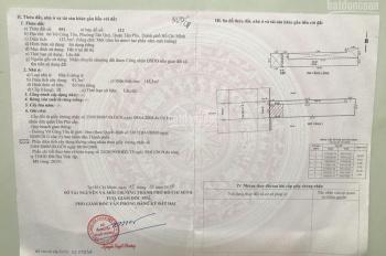 Bán nhà mặt tiền 66 Võ Công Tồn, Tân Phú, LH: 0936500300