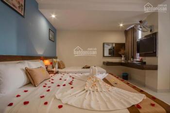 Bán khách sạn khu vực biển Phạm Văn Đồng, DTĐ: 234m2, 6 tầng, 28 phòng, giá 32.5 tỷ