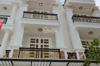 Nhà phố 4 tầng gần cầu Bình Lợi, Phạm Văn Đồng, giá chỉ từ 8 tỷ - DT: 210m2 SHR, BIDV 70%