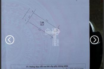 Bán đất 62.5m2 MT 4.73m, giá 1.8 tỷ đồng phân lô Lạc Thị, Thanh Trì Hà Nội. LH Mr Vương 0973203739
