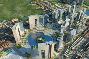 Bán nhà liền kề dự án KĐT Kim Chung Di Trạch mặt đường 27m giá cho nhà đầu tư. 0344668888
