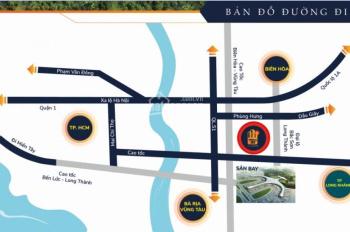 Bán siêu KDL Sơn Tiên Shing Mark, 950tr -1 tỷ 5/nền GĐ I, 0909339019 sổ hồng riêng Tecombank hỗ trợ