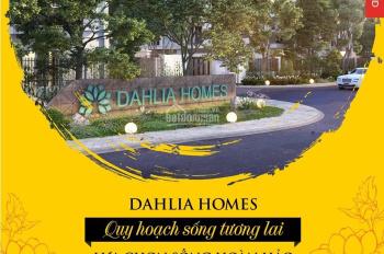 Dahlia Homes - Gamuda City - quy hoạch ngày mai - tương lai sống hoàn hảo