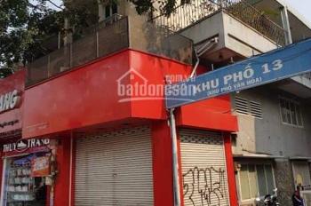 Cho thuê căn nhà 224 Quang Trung ngay Vincom. Nhà 2 lầu, có hẻm hông 8m, giá 53 tr/th