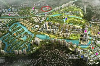 Bán chuyển nhượng biệt thự, nhà phố, liền kề Ecopark