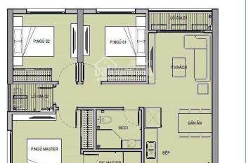 Chính chủ bán cắt lỗ căn hộ 3PN S1. XX Đông Nam view hồ Vinhomes Gia Lâm. LH: 0917 389 281