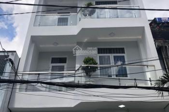 Bán nhà MT đường Lãnh Binh Thăng, Bình Thới, Q11, (4.1x12.6m - nở hậu 5.7m). Giá 11.8 tỷ TL