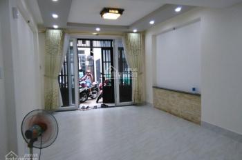 Bán nhà quận 3, hẻm Trần Quang Diệu, Phường 14, 4x13m, trệt 1 lầu đúc, 2PN mới đẹp