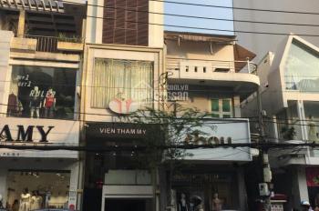 Bán nhà phố mặt tiền đường Lạc Long Quân, P5, Q. 11, DT: 4,35x23,5m. Giá đầu tư: 17 tỷ TL