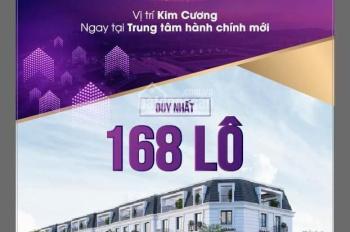 Nhận đặt chỗ biệt thự khu đô thị TNR Stars Center Cao Bằng - 0974001833
