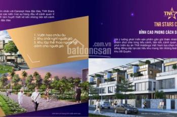 Bán lại lô góc tại dự án khu đô thị TNR Stars Center Cao Bằng - 0974001833