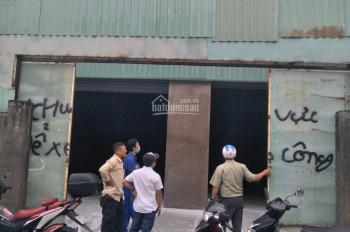 Cho thuê: 3 nhà xưởng (160m2 - 200m2 - 300m2) đường Số 8