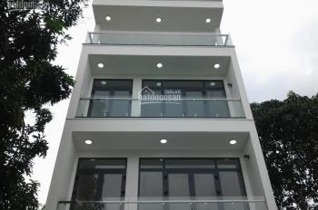 Cần bán căn nhà 4 lầu mặt tiền đường Lê Văn Thịnh, phường Bình Trưng Tây, Q2
