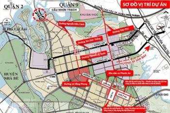 Tư vấn giá mua và bán nhanh đất nền dự án HUD & XDHN sổ hồng riêng, Nhơn Trạch, LH: 0916.35.7878
