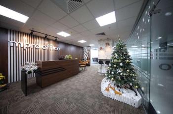 Cho thuê văn phòng trọn gói T7 Tòa Việt Á số 9 Duy Tân-T8 tòa Detech 107 Nguyễn Phong Sắc 086987222