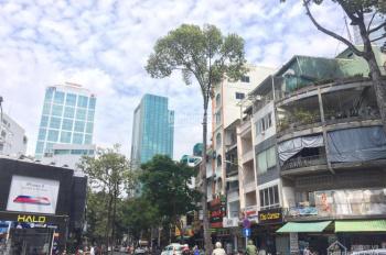 Bán nhà mặt tiền đường Nguyễn Trãi, quận 5, DT 6.6x26m, DTCN: 171m2, giá 37 tỷ