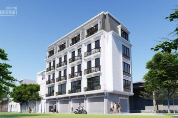 Bán nhà khu phân lô Bạch Đằng, Vạn Kiếp ngõ thông ô tô vào nhà DT 35m2x5T, giá từ 3.2 tỷ