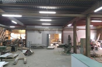 Cho thuê nhà xưởng văn phòng trên 1.000m2 KCN Tân Bình, Quận Tân Phú. Giá 110.000đ/m2