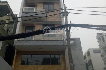 Chính chủ cần cho thuê nhà nguyên căn mới xây 695/19 Quang Trung, P14, Gò Vấp, MT đường nội bộ