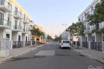 Bán nhà dự án Sim City, Q9, DT: 5x16m, trệt, 2 lầu, đường trước nhà 18m, 0909128189