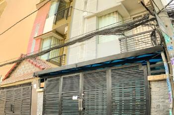 Bán nhà phố Huỳnh Tấn Phát, Q. 7, DT 5,3x12,3m, nhà 1 trệt, 3 tầng, giá 7 tỷ, liên hệ 0937320697