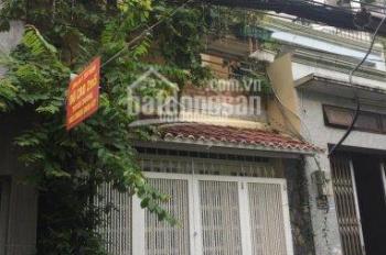 Bán nhà hẻm Lũy Bán Bích Q. Tân Phú, giá 3.55 tỷ