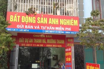 Bán đất đấu giá Mậu Lương, đất đấu giá Kiến Hưng, đất dịch vụ Đìa Lão, đất dịch vụ Hàng Bè rẻ nhất