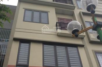 Bán nhà phố Nguyễn Chính, Tân Mai, ô tô vào nhà, sổ đỏ chính chủ, 6T*55m2, view hồ giá 5.5 tỷ