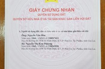 Bán đất đường Phan Đăng Lưu, phường Thống Nhất