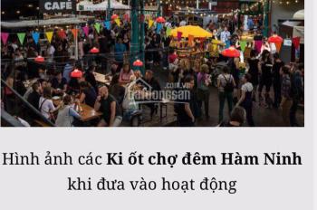 Ki ốt chợ đêm Phú Quốc đầu tư cam kết sinh lời, ra hàng trong vòng 6 tháng- lợi nhuận 45%