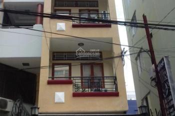 Cho thuê nhà hẻm xe hơi Võ Văn Tần (hai chiều) 5m x 23m, trệt, 3 lầu, sân thượng