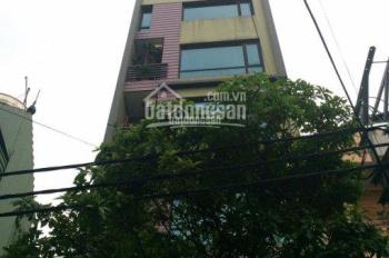 Bán nhà tại Kim Giang, 115m2x7 tầng, thang máy cao cấp, đường 2 ô tô tránh nhau. Giá cực rẻ