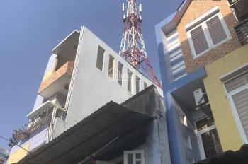 Nhà 68m- 3 tầng- hảm 670/ đoàn văn bợ- quận 4- giá 6,2 tỷ