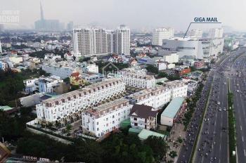 Chính chủ bán biệt thự liền kề trong khu phức hợp LV - Phạm Văn Đồng, 5x18.6m, 1 hầm, 4 lầu, 9.4 tỷ