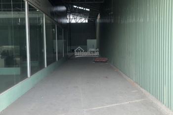 Cho thuê kho MT đường Nguyễn Văn Linh, Quốc Lộ 91B, gần cầu Rạch Súc, có điện 3 pha, DT: 360m2