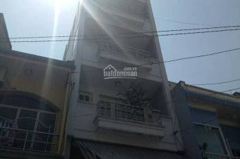 Cần bán căn nhà mặt tiền đường Đất Thánh, P6, Tân Bình, DT 4.2x22m, 5 tầng lầu, giá 13.2 tỷ