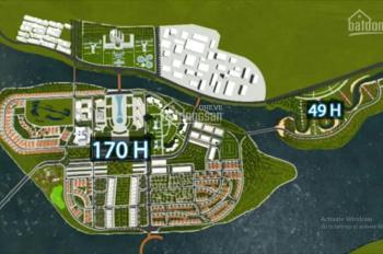 Đất đảo ngọc giữa lòng sông Trà Khúc chỉ TT 350tr, đầu tư sinh lời nhanh chóng 0909.116.660