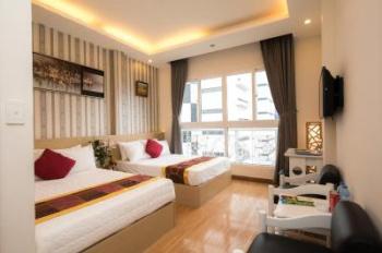 Cho thuê khách sạn 20 phòng, đường Nguyễn Thị Minh Khai, p. Đa Kao, Q1. Giá 140tr/th