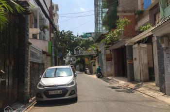 Hẻm xe hơi 8m (hẻm thẳng 1 sẹc), Út Tịch, Tân Bình, 56m2, 3 tầng, 5.2 tỷ