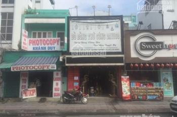 Bán gấp nhà mặt tiền Bạch Đằng - Phan Chu Trinh P2 Bình Thạnh, 7,1x29m, TXD hầm 8 tầng, giá 24 tỷ