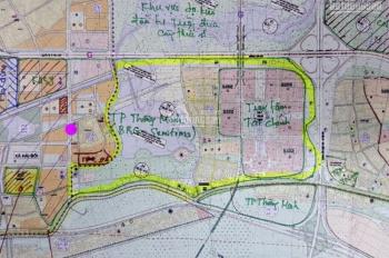 Bán đất Đồng Nhân, Hải Bôi, Đông Anh. Sát dự án thành phố thông minh, đường quy hoạch 50m