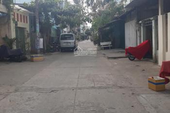 Cần bán nhà  MTKD đường Vạn Hạnh .gần Trương Vĩnh Ký và Lũy Bán Bích diện tích nhà 4 x 22. Nhà thiế