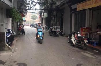 Mặt phố Nguyễn Chính, giá 85 tr/m2 kinh doanh sầm uất diện tích khủng