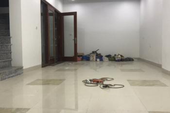 Cho thuê nhà riêng mới xây tại ngõ 66 Ngọc Lâm - Ngõ ô tô rộng thoáng - DT 60m2