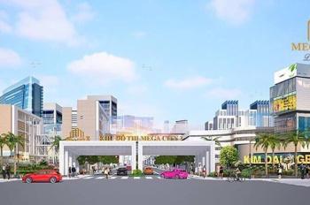 Bán nền 125m2 dự án Mega City 2, Nhơn Trạch. Chính chủ bán, tel: 0933316968